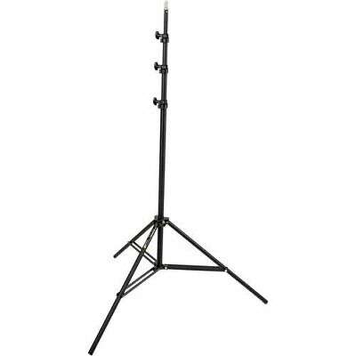 Impact Air Cushioned Light Stand, Black - 10' (3m)