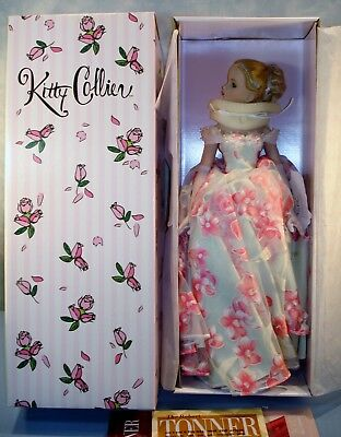 """Kitty Collier 18"""" Serenade Dressed Doll, NRFB, by Robert Tonner"""
