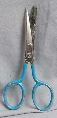 """Vintage Small Scissors Sewing made in Germany 4"""" jds"""