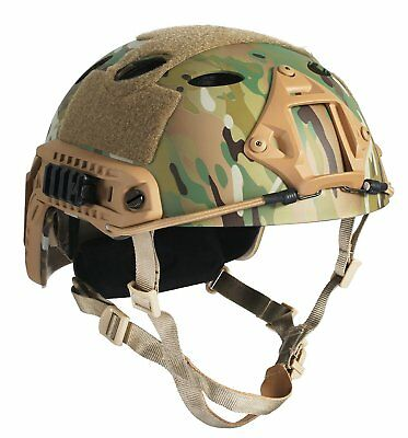 DLP Tactical ImpaX Extreme Ops-Core FAST / ACH Pattern Military Bump Helmet