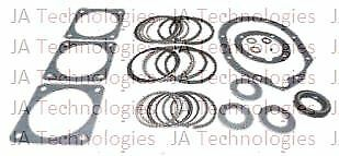25T2 Ingersoll Rand compatible Level III Step Saver Ring Gasket Kit 32127540
