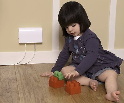 Clippasafe Electrical Plug Socket Protector Baby Child Safety Box