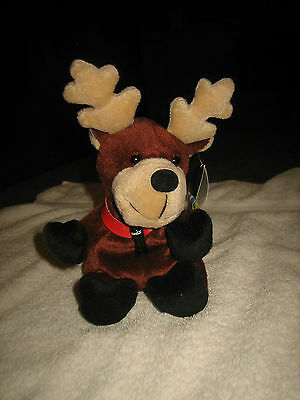"1999 Coca-Cola  International Bean Bag Collection ""baltic"" - The Reindeer""sweden"