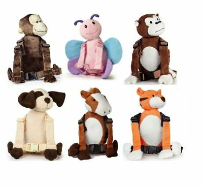 Goldbug Harness Buddy Reins Animal Backpack Aids for Toddlers Kids Walking