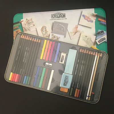 Derwent Colour Collection - 36 Colouring Materials