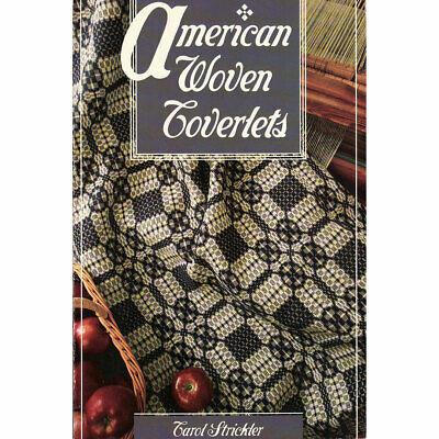 American Woven Coverlets Book
