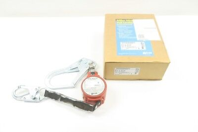 New Miller Fl11-6-Z7/11Ft Minilite Fall Limiter With Snap Hook D592307