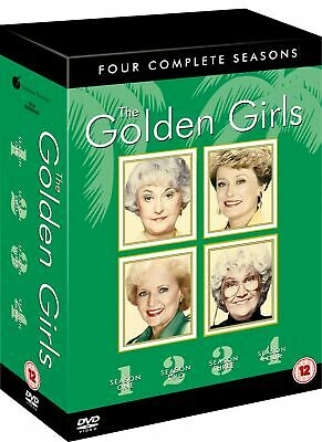 The Golden Girls: Seasons 1-4 (Box Set (UK Only)) [DVD]