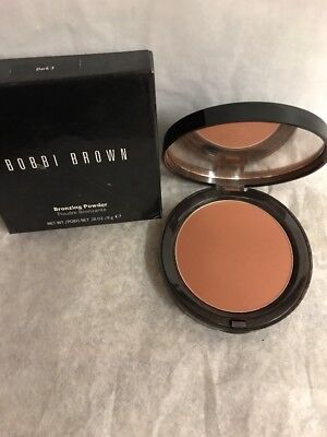 "BOBBI BROWN Bronzing Powder ""Dark 3"" full size 0.28oz/8g"