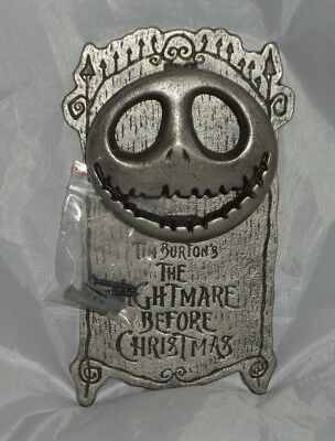 The Nightmare Before Christmas Door Knocker Jack Skellington Head Neca Pewter