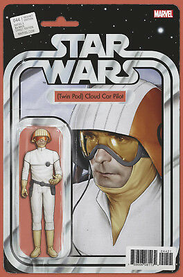 STAR WARS #44 - Christopher Action Figure Variant - NM - Marvel - Presale 03/07