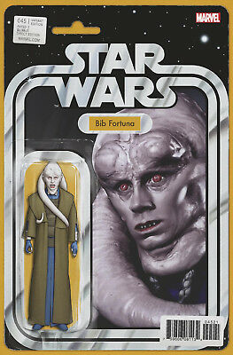 STAR WARS #45 - Christopher Action Figure Variant - NM - Marvel - Presale 03/21
