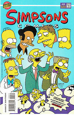 SIMPSONS COMICS 30...VF/NM...1997...Great Comic!...Bargain!