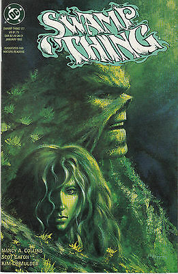 SWAMP THING 127...VF/NM..(Vol 2)..1993...Scot Eaton!...Bargain!