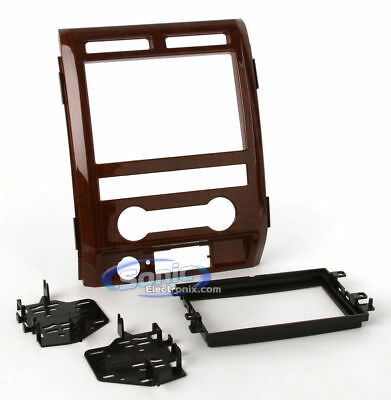 METRA Double DIN Installation Dash Kit for 2009-10 Ford F-150 Lariat | 95-5822MM