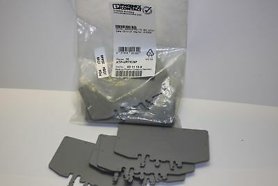 PHOENIX CONTACT APT-URTK/SP END BARRIER Bag of 10 pcs
