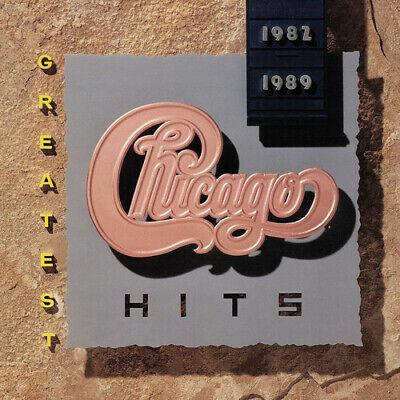 "Chicago : Greatest Hits 1982-1989 Vinyl 12"" Album (2016) ***NEW*** Amazing Value"