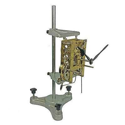 New Clock Pendulam Movement Holder Test Stand Regulating Repair Tool.