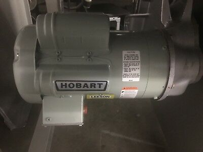 Hobart New Motor for 5801/5701/6801 Meat Saw. SINGLE phase.