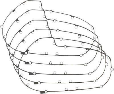 Cometic Gasket Primary 25378-02   0934-5061   C10145F5