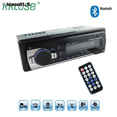 Bluetooth Car Radio Player Stereo FM MP3 USB SD AUX Car Audio Auto Electronic