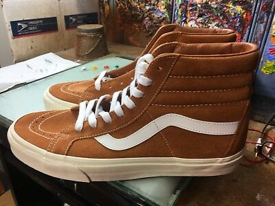 6636f9fffd VANS SK8-HI REISSUE (Retro Sport)Glazed Ginger NIB Size US 13 Men s ...