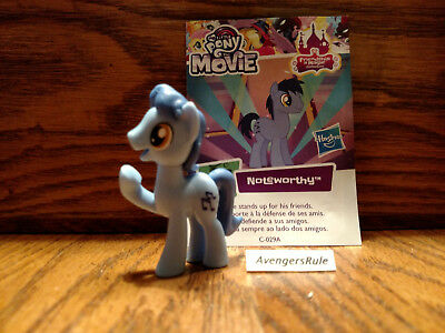 My Little Pony Wave 24 Friendship is Magic Movie Collection Noteworthy