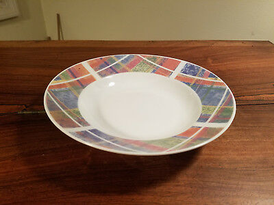 "Vintage Gibson Housewares China 8"" Cereal, Soup, Salad Bowl"