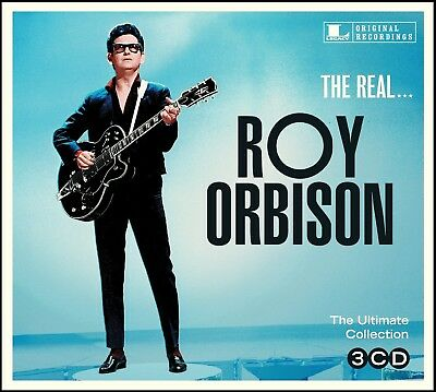 Roy Orbison (3 Cd) The Real : Ultimate Collection ~ Greatest Hits/best Of *new*