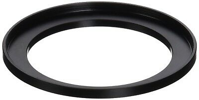 Fotodiox Metal Step Up Ring Filter Adapter, Anodized Black Aluminum 55mm-67mm, 5