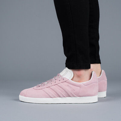 huge selection of 72ff4 901e5 Scarpe Donna Sneakers Adidas Originals Gazelle Stitch And Turn Bb6708
