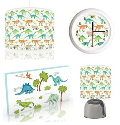 Peppa pig george pirate bundle light shadetouch lampclock canvas dinosaur world bedroom bundle light shadetouch lamp clock canvas free pp aloadofball Image collections