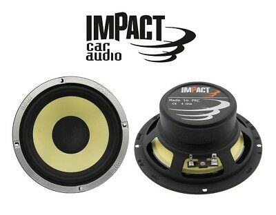 IMPACT GF 6525W COPPIA WOOFER MIDWOOFER 165mm 360W > HIGH POWER