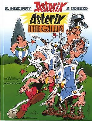 Asterix the Gallus (Asterix Scots Language Edition), Translated by Matthew Fitt,