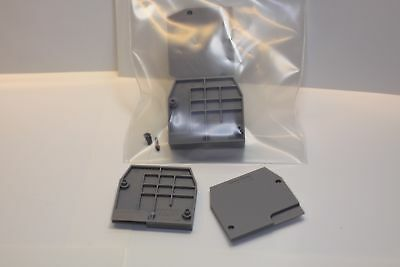ENTRELEC FEM 6 END COVER / END BARRIER for TERMINAL BLOCKS bag of 10