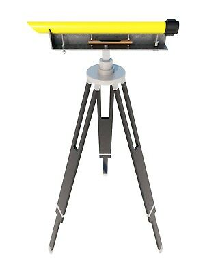 Builders Level With Tripod Plans DIY Engineers Level Landscaping Build Your Own