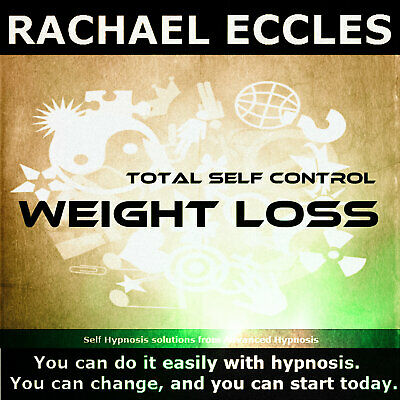 Total Self Control Weight Loss Three Track Lose Weight Hypnotherapy Hypnosis CD