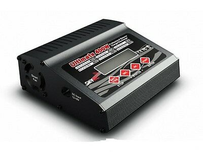 Skyrc Ultimate 400W 20AMP Balance Charger Caricabatterie SK-B6430100