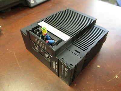 GE Fanuc Series 90-30 Power Supply IC693PWR322F Output: 24VDC 0.8A Used