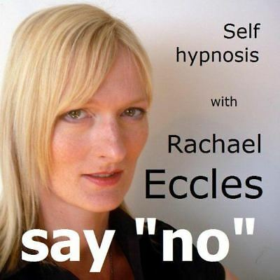 "Say ""No"" Be More Assertive, Assertiveness, Self Hypnosis, Hypnotherapy, CD"