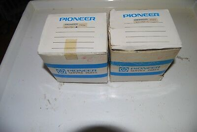 Pair of vintage Pioneer 9275F speaker midrange Mid Range new old Stock