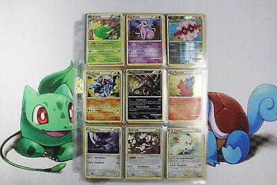 Pokemon Heartgold & Soulsilver Unerschrocken Komplettes Set 90/90 Deutsch Mint