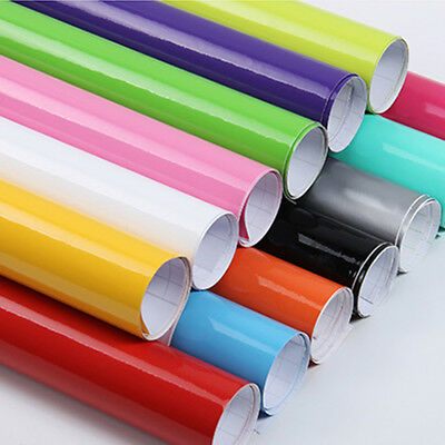 Gloss Finish Car Vehicle Wrapping Vinyl Sheet Sign Sticker Graphic