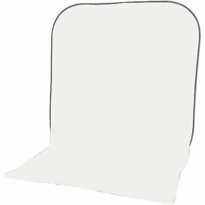 Impact Super Collapsible Background 8 x 16' White Free Shipping