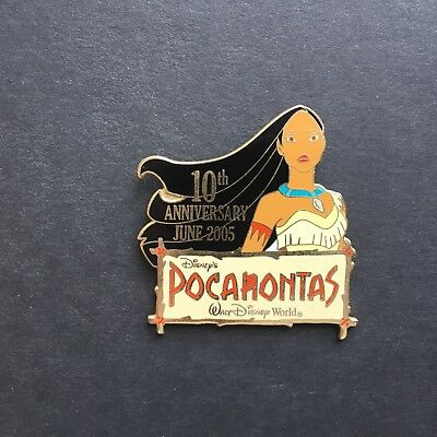 WDW - Pocahontas 10th Anniversary Limited Edition 1500 Disney Pin 39502