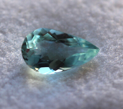 1,40 ct Belle Aigue Marine du Brésil