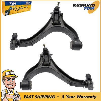 Pair Left Right Front Lower Control Arms Fits Commander Grand Cherokee