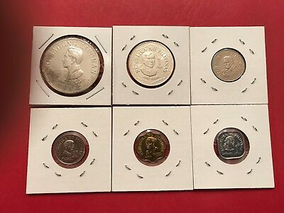 Philippines 1982 6-Coin Proof Set, All Carded
