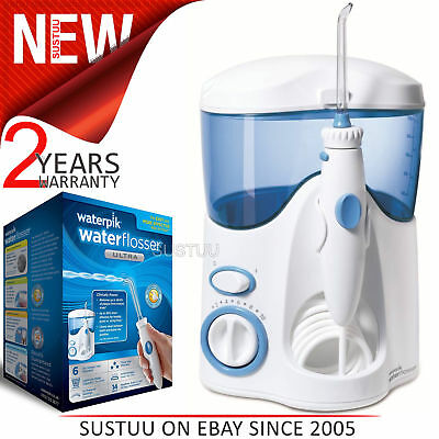 Waterpik Ultra Dental Water Flosser│Oral Teeth Flossing Device│Mains Power│WP120
