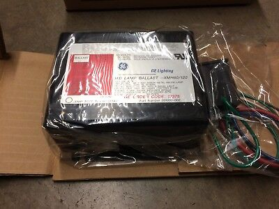 GE Lighting Order Code 12375 XMH60/120 60 Watt XMH60 xenon Metal Halide Ballast